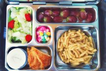 {Lunch Box Inspiration}