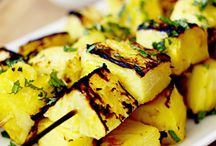 pineapple barbecue
