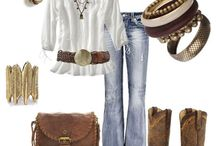"""clothes I'd probably wear / trying to help out my """"personal stylist:- love saying that! / by Catherine Bost"""