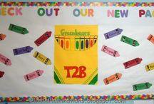 Bulletin boards / by Cassandra Winkert