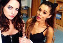 Ariana & Liz