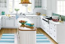 Narrow Kitchen Islands