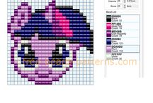 twilight sparkle knitting