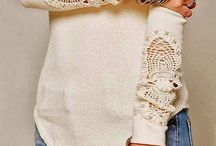 Crochet / Crochet Inspiration and Patterns