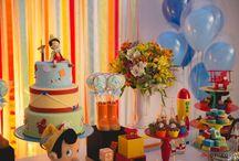 pinocchio birthday party