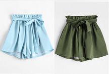 shorts dama