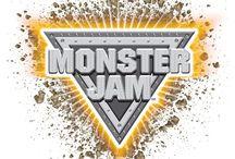 MONSTER JAM - May 16 & 17, 2015 / Monster Jam returns in 2015