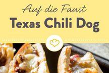 Chili Hotdogs