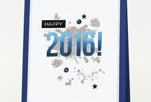 Nieuwjaars kaarten