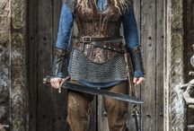 Cosplay: Lagertha Vikings