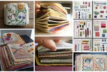 sample stitch book