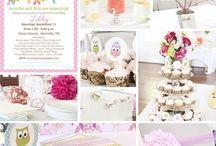 Children & Babyshower Party Ideas