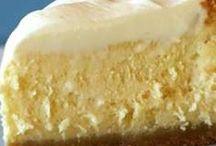 Cheesecake ideas <3 / by Callie Danos