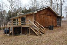 Beach Grove Homes for Sale / View Norris Lake Homes and Lots for Sale at Beach Grove in Sharps Chapel, TN.