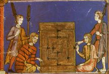 Sports and games - medieval to 1700s