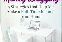 Making money from your blog / How to start making money from your blog