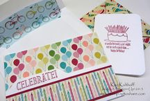SU Envelope Punch Board