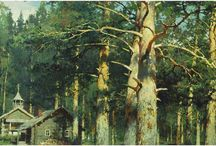 Pintura Rusa / cuadros de artistas rusos.