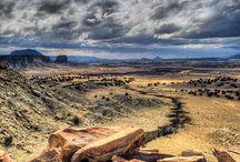 Navajo Land / by Bruce Adams