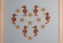 Ocean Stitch Cross Patterns