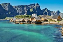 Places to see in Lofoten