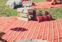 picnic setup
