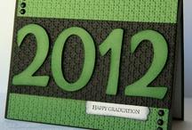 Graduation cards / by Sandy Kirbach