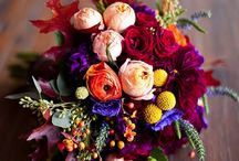 Bouquets & Bouts / Wedding Bouquet and boutineer Inspiration