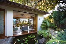 Kolam ikan / Temukan inspirasi sempurna kolam ikan sebagai bagian area rekreasi dan penyejuk rumah anda.