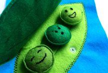 детский коврик и другое шитье