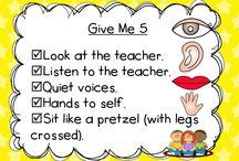 Kindergarten :) / by Julia Henderson