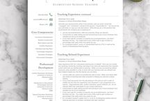 Teaching - Employment and Resume
