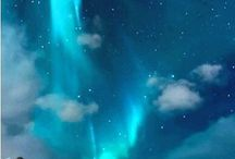 Northern lights etc