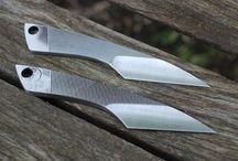 cuchillos reciclados