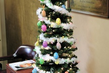 Easter trees and other decor / by Mari Poppins