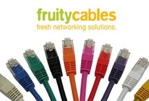 Ethernet Cables / Cat5e cables, Cat6 cables and Cat6a Cables all available on Fruitycables.co.uk
