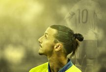 Zlatan Ibrahimovic :-P