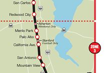 Maps, Infographics & Help / All the information you need to ride #Caltrain like a pro.