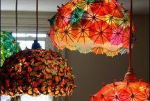 lampy, abażury