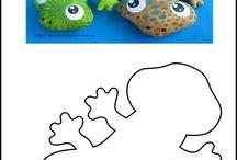střih hračky