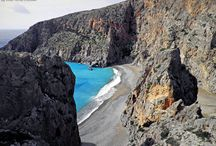 Landscapes,Crete,Greece