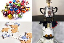Recyclage Upcycling en tous genres