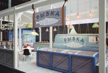 RIBKA / FISHY / Our exhibition stand project.