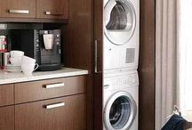 Laundry in the Kitchen / by Rent to Own. ph