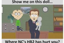 HB2 / Busting the Left's narratives on NC's HB2