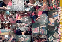art projects - centers