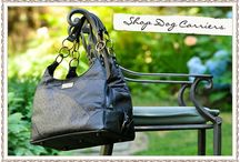 Pet Carriers and Designer Dog Bags