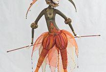 куклы Натальи Лопусовой-Томской