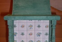 Dollhouse-Miniature-Fireplace