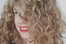 Curly Hair / Tips & Styles